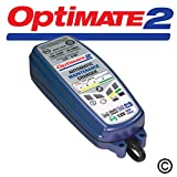 TecMate OptiMATE 2 TM420, Caricatore-mantenitore quattro fasi 12 V 0,8 A
