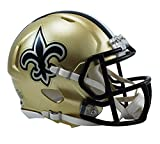 Riddell NFL NEW ORLEANS SAINTS Replica NFL Mini Helmet