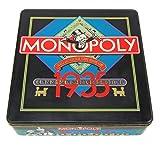 【MONOPOLY】モノポリー 1935年 記念版(日本語)缶【MONOPOLY 1935 commemorative edition】復刻版 限定版 缶入り コレクション