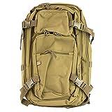 Glock Perfection OEM Multi Purpose Backpack Daypack, Coyote