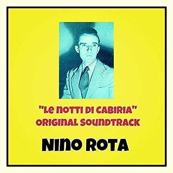 """""""Le notti di cabiria"""" Original soundtrack"""