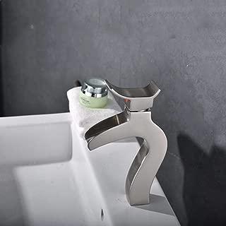 ? Cascata Sink faucets Bathroom Faucet Single-Lever Mixer Bridge Mounted Sink Faucet