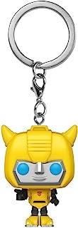 Funko Pocket Pop! Keychain: Transformers- Bumblebee - 52155