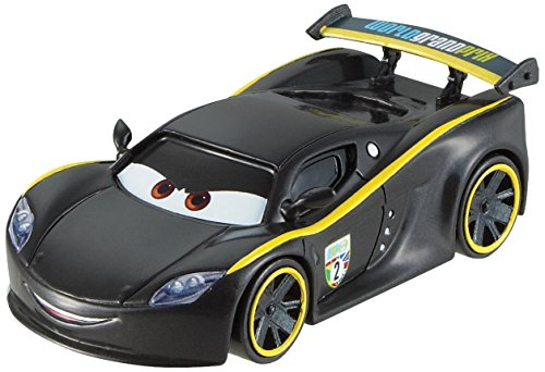 Disney Cars Lewis Hamilton Serie WPG - Disney Pixar Cars the World of Cars