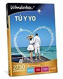 WONDERBOX Caja Regalo - TÚ Y YO - 2.730 experiencias para Dos Personas