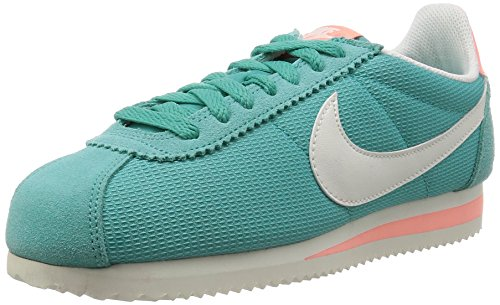 Nike 844892-310, Scarpe da Fitness Donna, Diversi Colori (Washed Teal/Sail-Atomic Pink-Sail), 37.5 EU