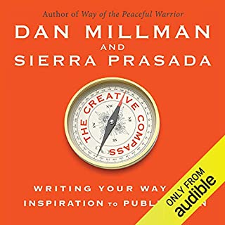 The Creative Compass audiobook cover art