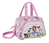 Princesa Sofia 711444406 Bolsa de Deporte Infantil, 48 cm, Color Rosa