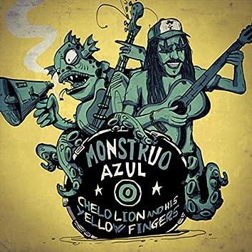 El Monstruo Azul (Vs) Chelo Lion and His Yellow Fingers