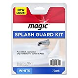 Magic Splash Guard Kit - Prevent Water from Splashing out of the...