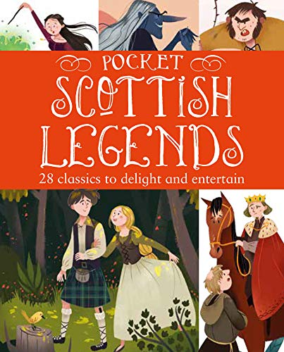 Pocket Scottish Tales: 25 classics to delight and entertain (Pocket Book)