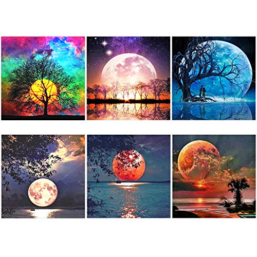 5D Diamond Painting Kit Complete Diamond Embroidery Painting DIY Embroidery Cross Stitch for Home Wall Decoration Snoopy 12X16 inches
