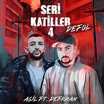 Defol (Seri Katiller Volume 4)