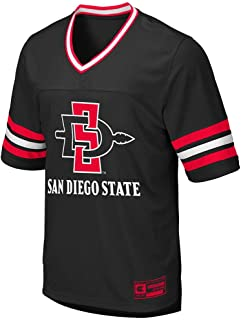 Colosseum Mens San Diego State Aztecs Football Jersey