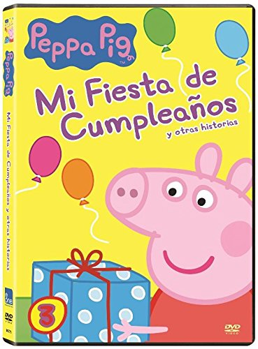 Peppa Pig Vol 03 [DVD]