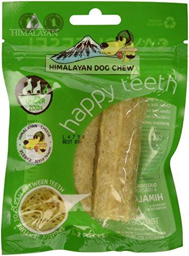 yaky Happy Teeth Himalaya Cheese Treats | Dental Chew | Lactose Free...