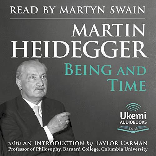 Martin Heidegger - Being and Time