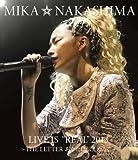 "MIKA NAKASHIMA LIVE IS""REAL""2013...[Blu-ray/ブルーレイ]"