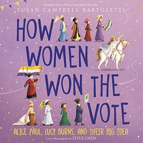 How Women Won the Vote cover art
