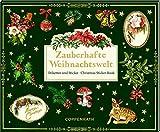 Stickerbuch - Zauberhafte Weihnachtswelt - Etiketten und Sticker: Zum Dekorieren und Verzieren