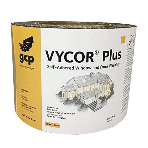 Grace Vycor Plus Self-Adhered Flashing - 12 in. x 75 ft.
