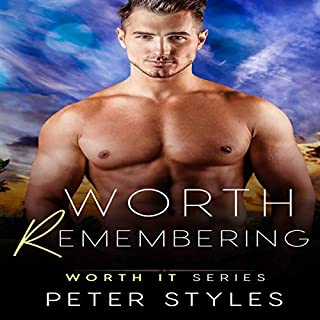 Worth Remembering audiobook cover art