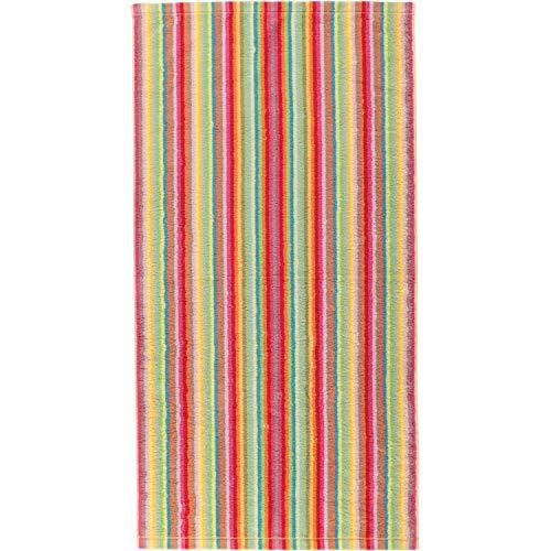 Cawö Home Handtücher Life Style Streifen 7008 Multicolor - 25 Duschtuch 70x140 cm