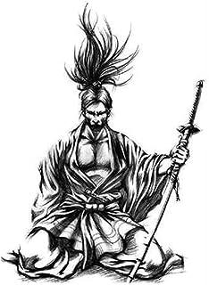 CQHUI Vleugel Heilige Angel Waterdichte Tijdelijke Tattoo Sticker Brave Knight Warrior Flash Tattoos Body Art Arm Fake Tat...