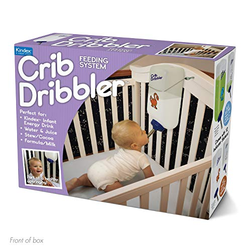 "Prank Pack ""Crib Dribbler"" - Wrap Your Real Gift in a Prank Funny Gag Joke Gift Box - by Prank-O - The Original Prank Gift Box 