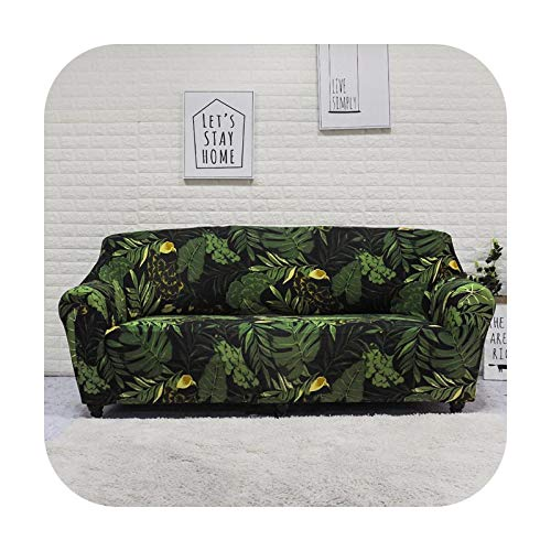 Sofabezug, ausziehbar, für Wohnzimmer, neues Sofa, 1/2/3/4-Sitzer, Ecksofa, kein teures Dunkelgrün, 2-Seater 145 – 185 cm