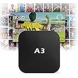 2021 Abrbox3 Brazil &IP-TV 64bits Quad-Core Cortex-A53 CPU Smart 4K 3D HDR Wi-Fi Brasil HDMI Box