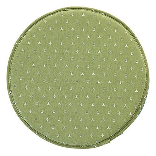 YOOKOON Taburete de tela para silla de estudiante grueso redondo almohadilla para bar (color8)