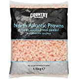 Country Range Frozen Shrimp & Prawns
