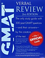The Official Guide for GMAT Verbal Review