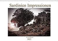 Sardinien Impressionen (Wandkalender 2022 DIN A3 quer): Sardinien in schwarz-weiss (Monatskalender, 14 Seiten )