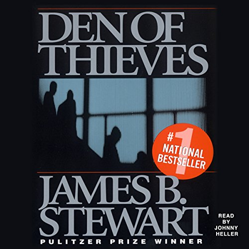 Den of Thieves audiobook cover art