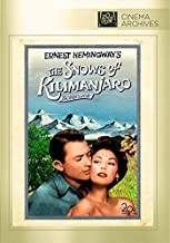 Snows of Kilimanjaro, The by Gregory Peck