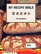 My Recipe Bible - Bread: Private Property