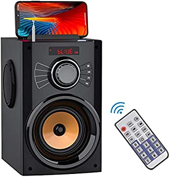 Aesackiar A12 Portable Bluetooth Speaker with Subwoofer