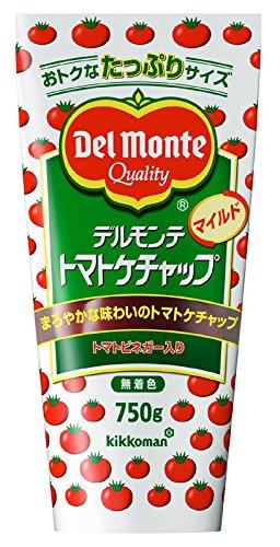 キッコーマン デルモンテ トマトケチャップ マイルド 袋750g [2259]
