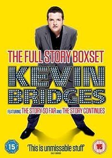 Kevin Bridges - The Full Story Boxset