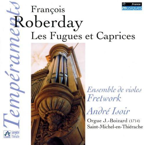 André Isoir & Ensemble de violes Fretwork