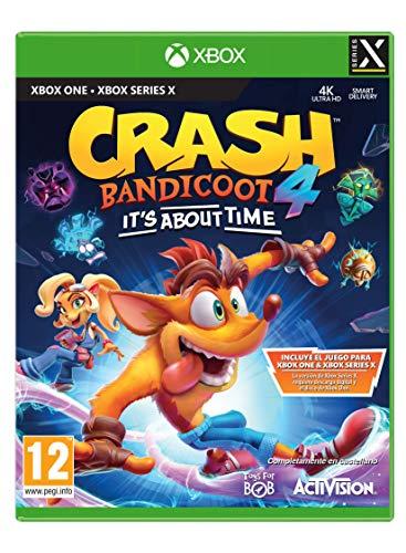 Crash Bandicoot 4 It