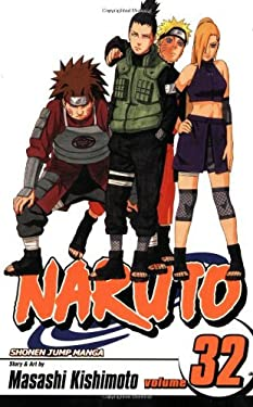 Naruto, Vol. 32: The Search for Sasuke (Naruto Graphic Novel)