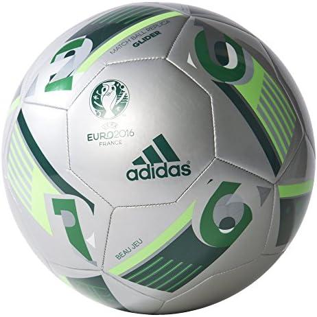 panorama doble Helecho  Amazon.com : adidas Performance Euro 16 Glider Soccer Ball : Sports &  Outdoors