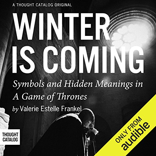 Winter is Coming audiobook cover art