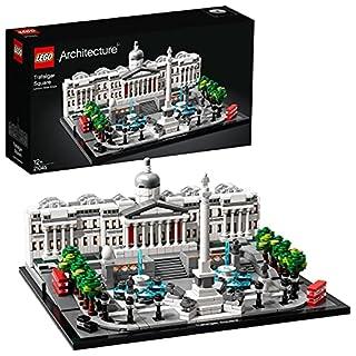 LEGO 21045 Architecture Trafalgar Square Building Set, with London Landmark National Gallery Collectible Model (B07KTK9B3Z)   Amazon price tracker / tracking, Amazon price history charts, Amazon price watches, Amazon price drop alerts