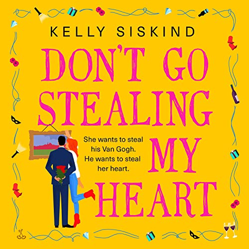 Don't Go Stealing My Heart  By  cover art