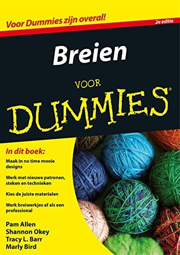 Breien voor dummies (Dutch Edition)