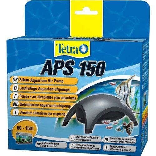 Tetra Aquariumpompen voor aquaria, APS 150, antraciet